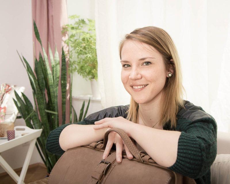 Porträt Franziska Rohrwacher